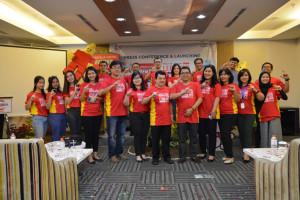 OHM Team dalam Acara Launching Cordela Hotel Reward 2019
