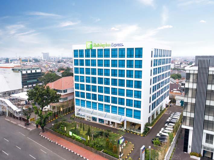 Holiday Inn Exrpress Jakarta Matraman 1
