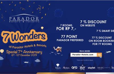 7 Wonders Parador Hotels & Resorts-OK