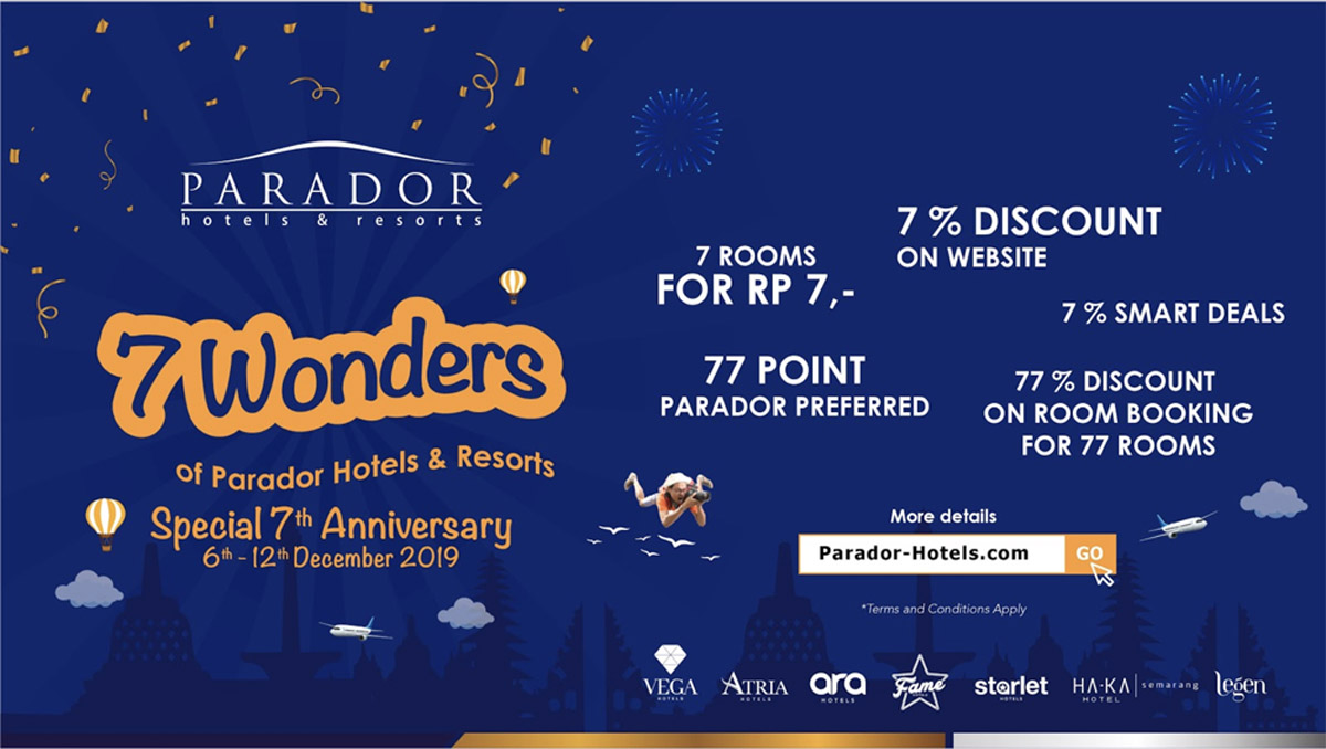 7 Wonders Parador Hotels & Resorts-OK