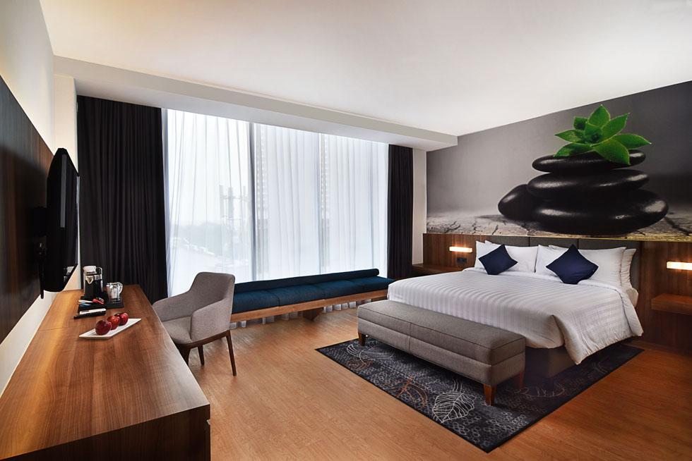 ASTON Sidoarjo City Hotel & Conference Center - Deluxe Room