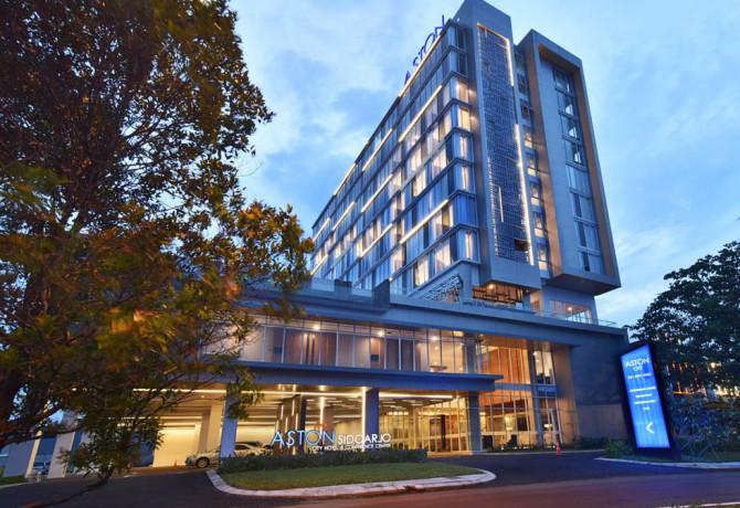 ASTON Sidoarjo City Hotel & Conference Center - Facade