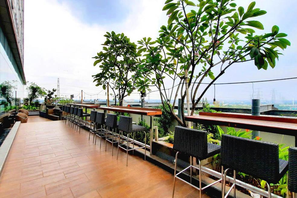 Festive Salebration Christmas 2020 New Year Eve 2021 Teraskita Hotel Jakarta Managed By Dafam Kelanamakan Com